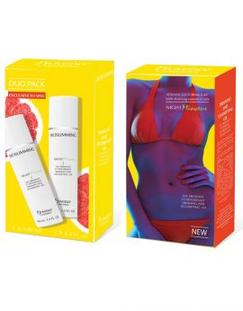 DETOX/DRAINING GEL DUO PACK